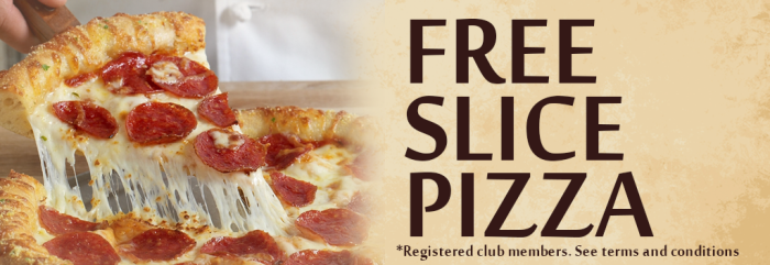 Enjoy freshly baked Papa Murphy's pizza available at Kamilche Trading Post. Purchase 9 slices and the next one is FREE! Simply present your Trading Post Rewards card every time you purchase a slice of pizza and you'll get a FREE slice after your 9th purchase! Offer valid at the Kamilche Trading Post.