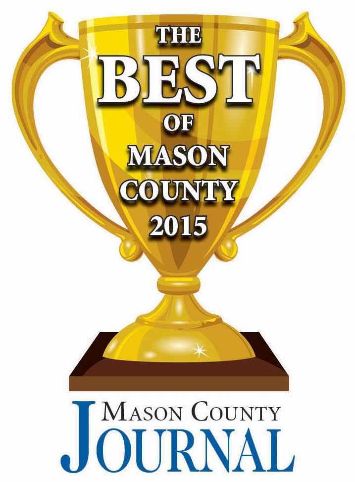 Mason County Best of Logo 2015